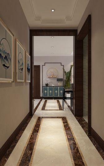 20万以上140平米别墅中式风格走廊装修效果图