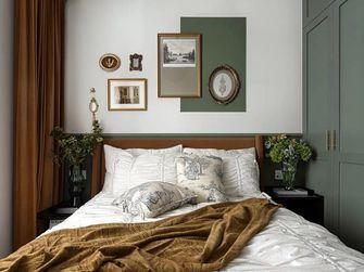 20万以上英伦风格卧室装修图片大全