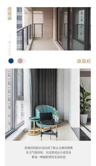 豪华型130平米三法式风格阳台装修效果图