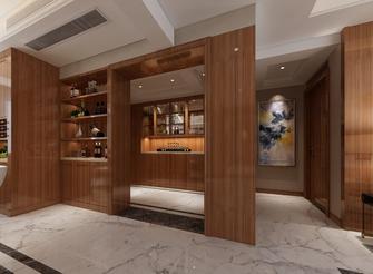 140平米四室两厅轻奢风格储藏室设计图