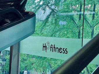 HI 5 FITNESS 健身工作室(黄金城道店)