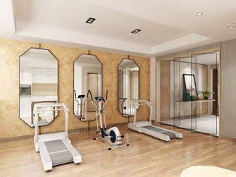 豪华型140平米复式轻奢风格健身房装修案例