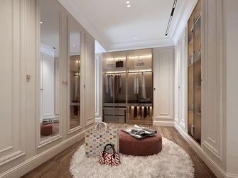 20万以上140平米法式风格衣帽间欣赏图