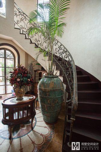 20万以上140平米别墅美式风格楼梯间效果图