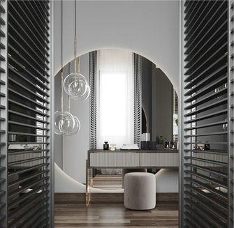 豪华型130平米三室两厅现代简约风格梳妆台设计图