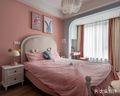 富裕型120平米三北欧风格卧室图片大全