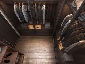 140平米三室两厅中式风格衣帽间图
