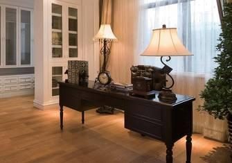 20万以上140平米三室两厅欧式风格书房图片