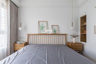 80平米三日式风格卧室装修图片大全