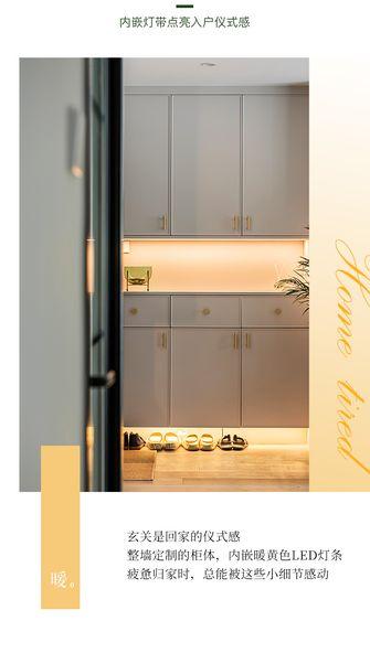 20万以上130平米四室两厅新古典风格玄关图片