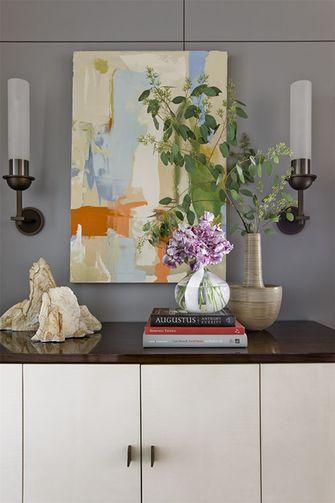 5-10万一室一厅美式风格客厅装修效果图