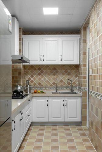 美式风格厨房图片大全