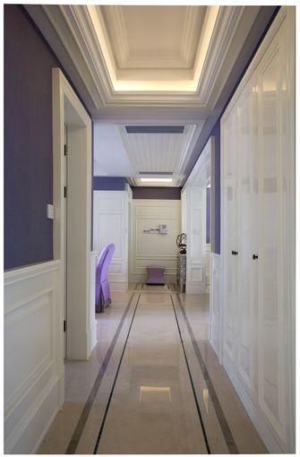 140平米复式地中海风格客厅图片