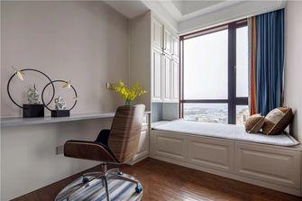 130平米四室两厅中式风格书房装修效果图