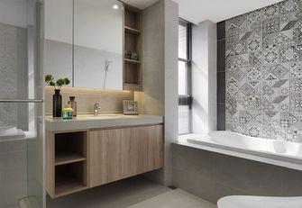 15-20万130平米三室一厅现代简约风格卫生间设计图