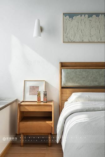 20万以上90平米日式风格卧室欣赏图