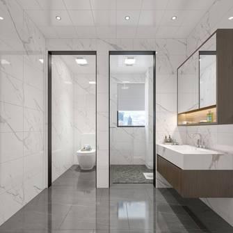 10-15万100平米三室八厅日式风格卫生间欣赏图