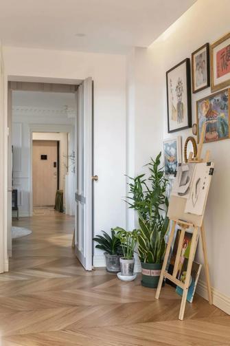 经济型130平米四美式风格走廊设计图