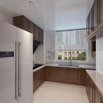 15-20万110平米三室两厅北欧风格厨房图