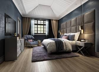 140平米别墅中式风格青少年房装修案例