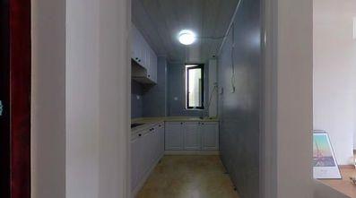 5-10万80平米三室两厅日式风格厨房图