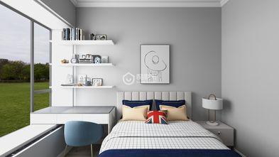 110平米四室两厅北欧风格青少年房装修效果图