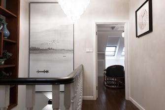 140平米三室三厅中式风格卧室欣赏图