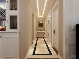 富裕型140平米三室两厅欧式风格走廊装修效果图