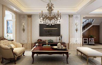 20万以上140平米别墅新古典风格客厅欣赏图