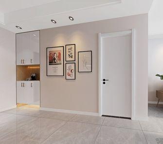 10-15万100平米三现代简约风格走廊设计图