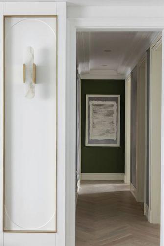 10-15万110平米三室两厅法式风格走廊图片大全