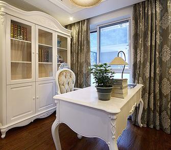 经济型110平米新古典风格书房欣赏图