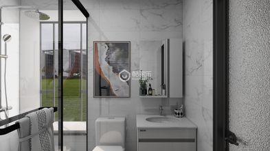 110平米四室两厅北欧风格卫生间装修图片大全
