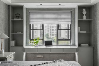 20万以上140平米三室两厅美式风格书房装修效果图
