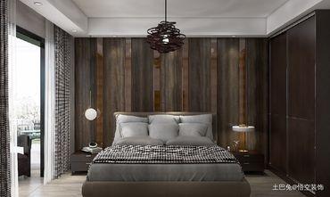 10-15万120平米三北欧风格卧室装修图片大全
