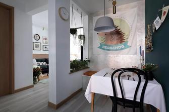 40平米小户型轻奢风格餐厅装修图片大全