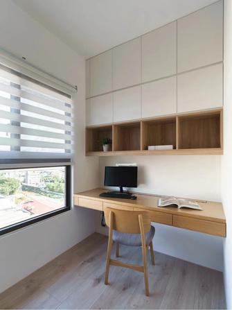 经济型80平米三日式风格书房图片