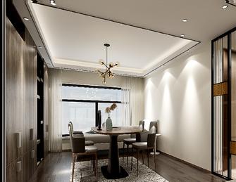 140平米别墅港式风格餐厅设计图
