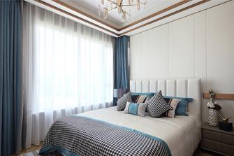 3-5万90平米三室一厅地中海风格客厅图片大全