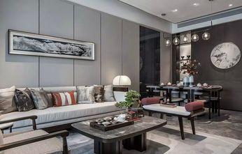豪华型110平米三室一厅中式风格客厅装修案例