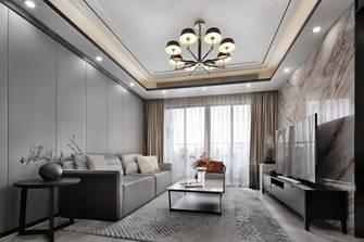 富裕型140平米中式风格客厅装修图片大全