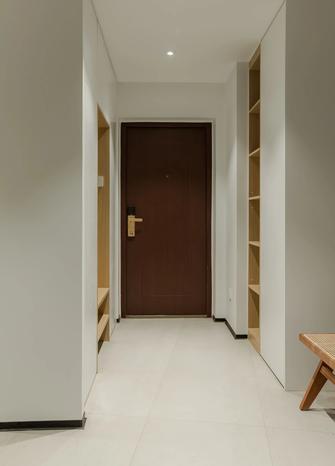 5-10万90平米三室两厅混搭风格玄关图片
