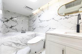 140平米复式美式风格卫生间效果图