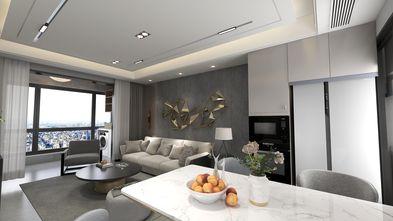 20万以上140平米别墅北欧风格客厅设计图