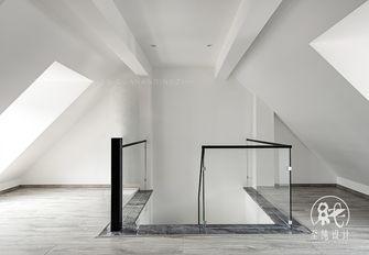 20万以上140平米别墅现代简约风格阁楼装修图片大全
