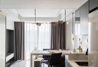 一居室轻奢风格餐厅效果图