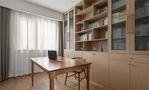 140平米四室两厅日式风格书房装修案例