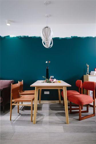 经济型100平米三室两厅日式风格餐厅图