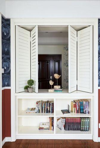 富裕型130平米四室两厅美式风格走廊效果图