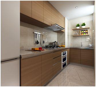 50平米一室一厅地中海风格厨房欣赏图